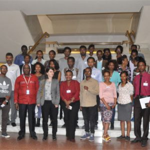 Youth Provide Input for COP 22 in Marakesh