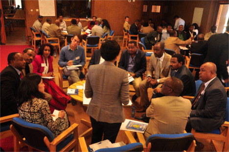 Addis Ababa Celebrates Membership into 100 Resilient Cities