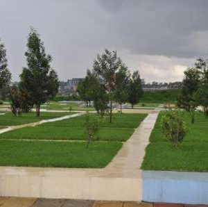 HoA-REC&N Hosts a Meeting on Design Review of Addis Ababa's Public Park Development