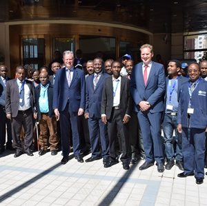 Training Strengthens Ethiopian Law Enforcement Actors in Wildlife Protection