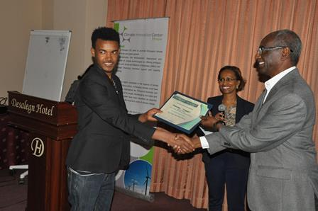Young and Seasoned Entrepreneurs Pitched at 3rd ECIC's Competition