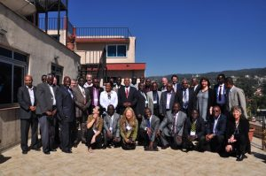 Participants of 3rd Steering Committee Meeting of HAWEN