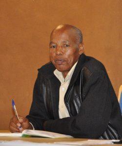 Dr. Azene Bekele, HoA-REC&N
