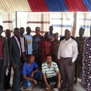 HoA-REC&N pilots local community involvement to tackle wildlife crime in Boma-Gambella Landscape