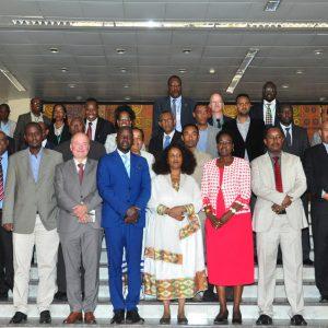 IGAD Member Countries Establish the  Horn of Africa Wildlife Law Enforcement Network (HAWEN)
